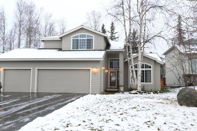 Single Family Home For Sale: 8727 Inyo Circle