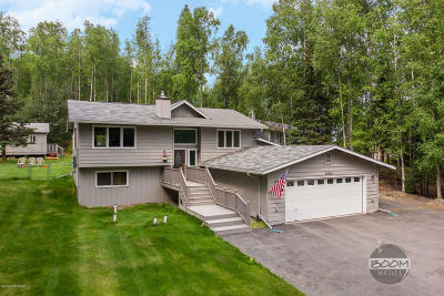 Chugiak Single Family Home For Sale: 22905 Northwoods Drive