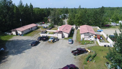Wasilla Multi Family Home For Sale: 1500 Lucus Road