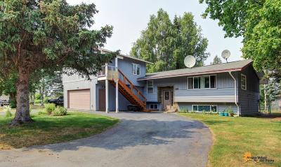 Anchorage Single Family Home For Sale: 1925 Wickersham Drive