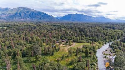 Wasilla Single Family Home For Sale: 8400 N Russet Road