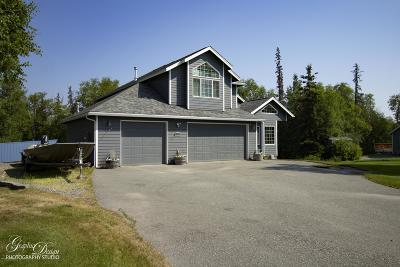 Wasilla Single Family Home For Sale: 3350 E Wanamingo Drive