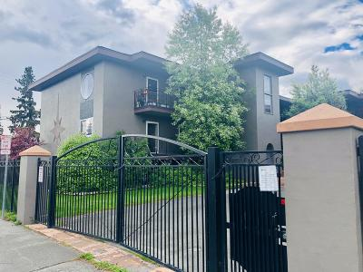 Anchorage Condo/Townhouse For Sale: 501 E 13th Avenue #21