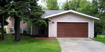 Anchorage Single Family Home For Sale: 12800 Oomiak Circle