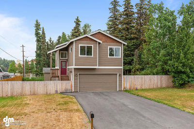 Anchorage Single Family Home For Sale: 7217 Zurich Street