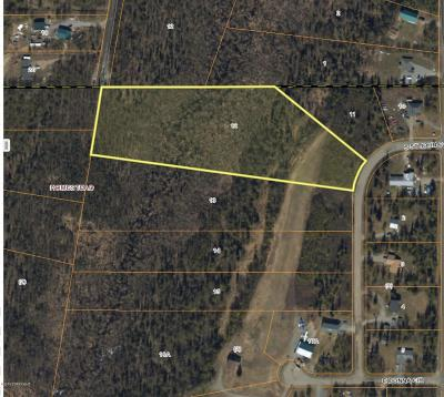 1D - Matanuska Susitna Borough Residential Lots & Land For Sale: 2160 St John Court