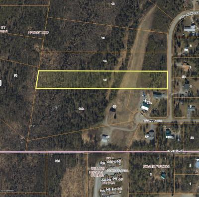 1D - Matanuska Susitna Borough Residential Lots & Land For Sale: 2250 St John Court