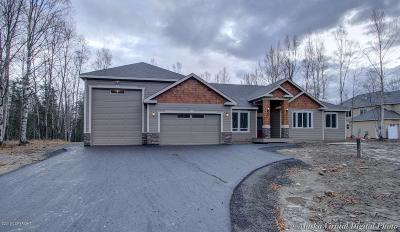 Wasilla Single Family Home For Sale: L3 Magnolia Circle