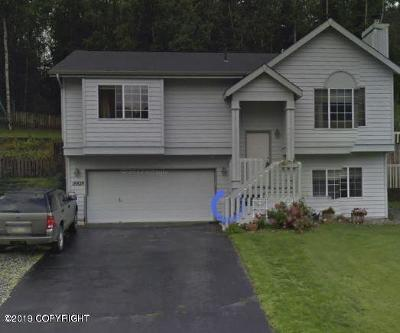 Eagle River Single Family Home For Sale: 18829 Danny Drive
