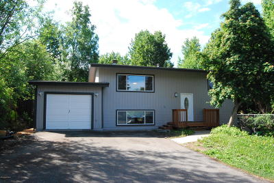 Anchorage Single Family Home For Sale: 5126 Caribou Avenue