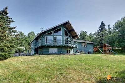 Anchorage Single Family Home For Sale: 19361 Upper Skyline Drive