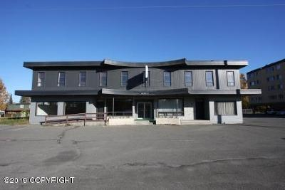 Anchorage Commercial For Sale: 4263 Minnesota Drive