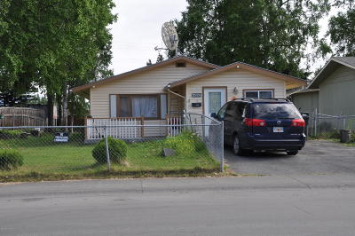 Anchorage Single Family Home For Sale: 3208 Richmond Avenue