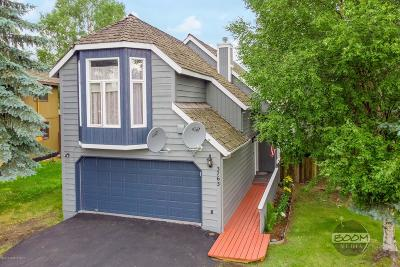 Anchorage Single Family Home For Sale: 3763 Encore Circle