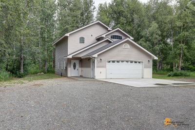 Wasilla Single Family Home For Sale: 201 E Quincy Circle