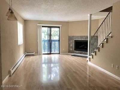 Anchorage Condo/Townhouse For Sale: 9200 Glenn Haven Drive #F2