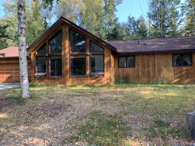 Wasilla Single Family Home For Sale: 6841 W Hemmer Drive