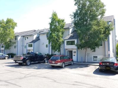 Anchorage Condo/Townhouse For Sale: 2875 W International Airport Road #D-305