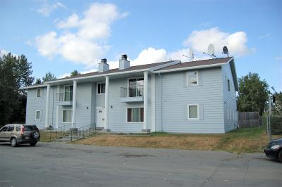 Anchorage Multi Family Home For Sale: 1024 Hoyt Street
