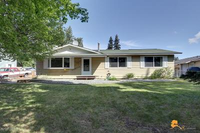 Anchorage Single Family Home For Sale: 3125 W 80th Avenue