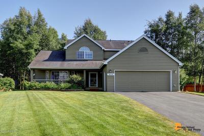 Anchorage Single Family Home For Sale: 624 Timberlane Circle