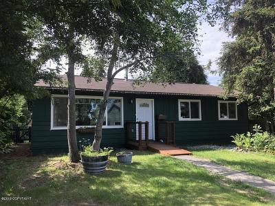 Anchorage Single Family Home For Sale: 4318 E 5th Avenue