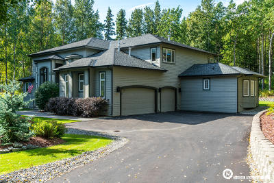 Anchorage Single Family Home For Sale: 8330 Skyhills Drive