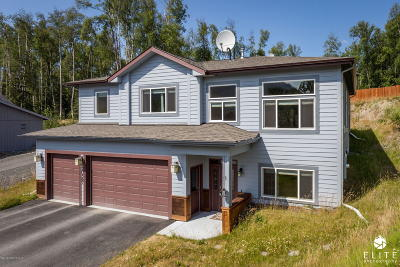 Eagle River AK Single Family Home For Sale: $479,000
