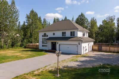 Wasilla AK Single Family Home For Sale: $279,900