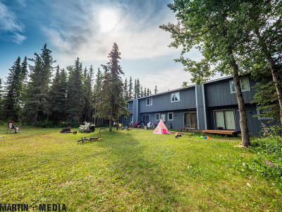 Kenai Multi Family Home For Sale: 460 Kalifornsky Beach Road