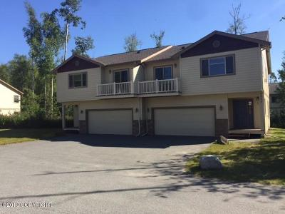 Wasilla Multi Family Home For Sale: 2895 S Avalon Circle