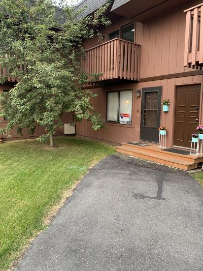 Anchorage Condo/Townhouse For Sale: 4511 Folker Street #3B