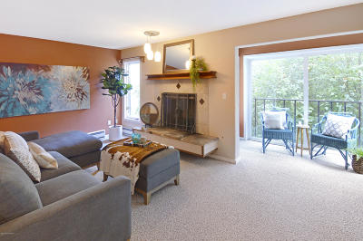 Anchorage Condo/Townhouse For Sale: 333 M Street #209