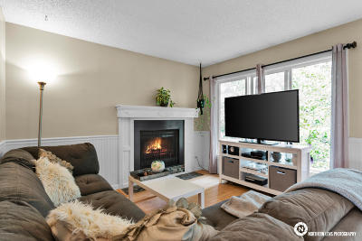 Anchorage Condo/Townhouse For Sale: 7720 Boundary Avenue #B5