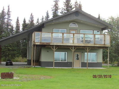 Kenai Single Family Home For Sale: 29125 Uncle Ray Circle