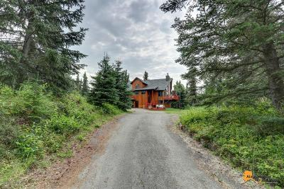 Anchorage Single Family Home For Sale: 7738 Port Orford Drive