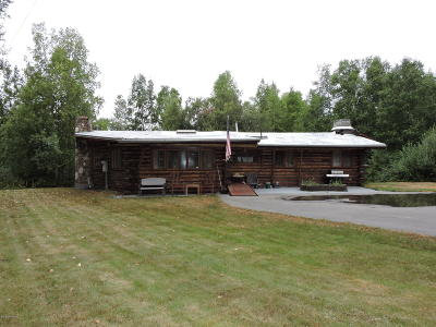 Chugiak Single Family Home For Sale: 19835 Tarika Avenue