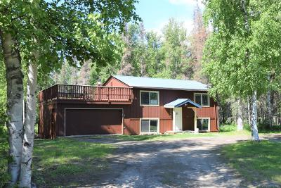 Wasilla Single Family Home For Sale: 1745 W Riffle Street