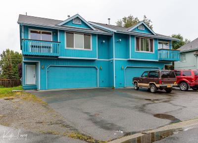 Anchorage Multi Family Home For Sale: 8111 Dagan Street