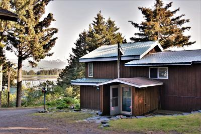 Port Lions AK Single Family Home For Sale: $398,500