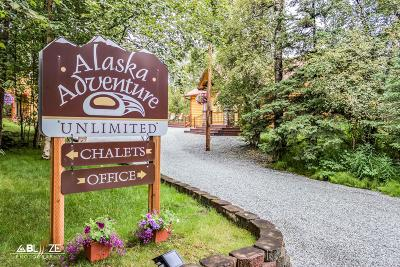Wasilla Commercial For Sale: 3750 N Caribou Street