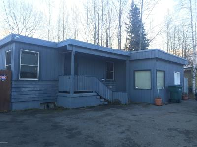 Anchorage Single Family Home For Sale: 3803 McCain Loop