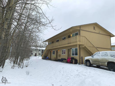Anchorage Multi Family Home For Sale: 601 Cherry Street