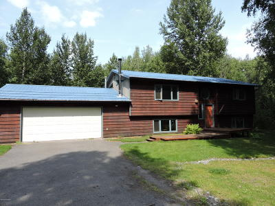 Chugiak Single Family Home For Sale: 22522 Sarah Circle