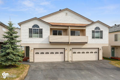 Anchorage Condo/Townhouse For Sale: 2923 Seclusion Cove Drive