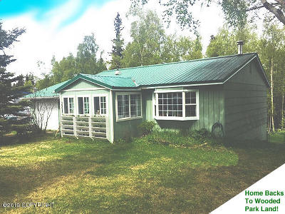 Anchorage AK Single Family Home For Sale: $272,600
