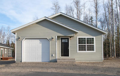 Wasilla Multi Family Home For Sale: 5514 W Serene Circle