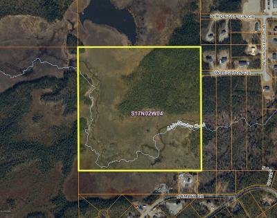 Wasilla Residential Lots & Land For Sale: A012 Road
