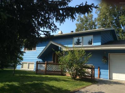 Anchorage Single Family Home For Sale: 809 Oceanview Drive