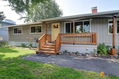 Anchorage Single Family Home For Sale: 2310 Eagle Street